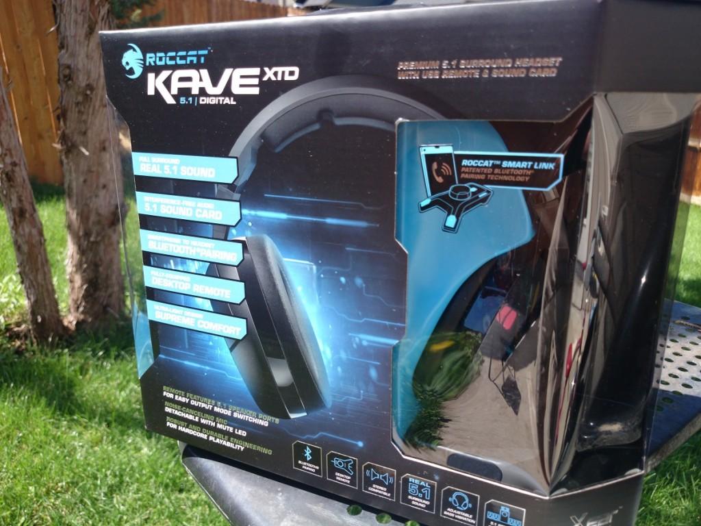 Roccat Kave XTD 5.1 Digital