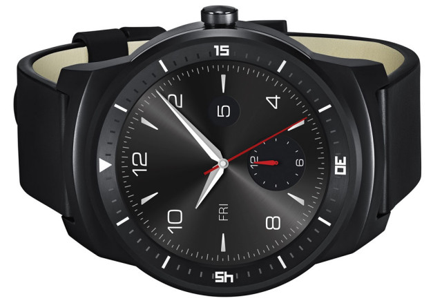 LG Announces the G Watch R