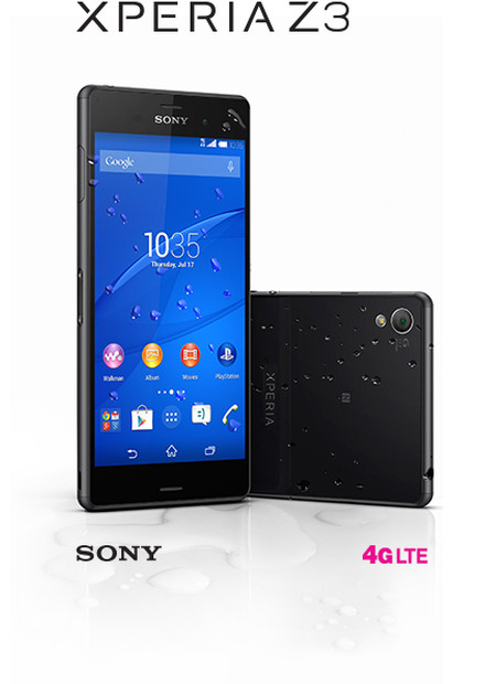Sony Xperia Z3 coming to T-Mobile October 29