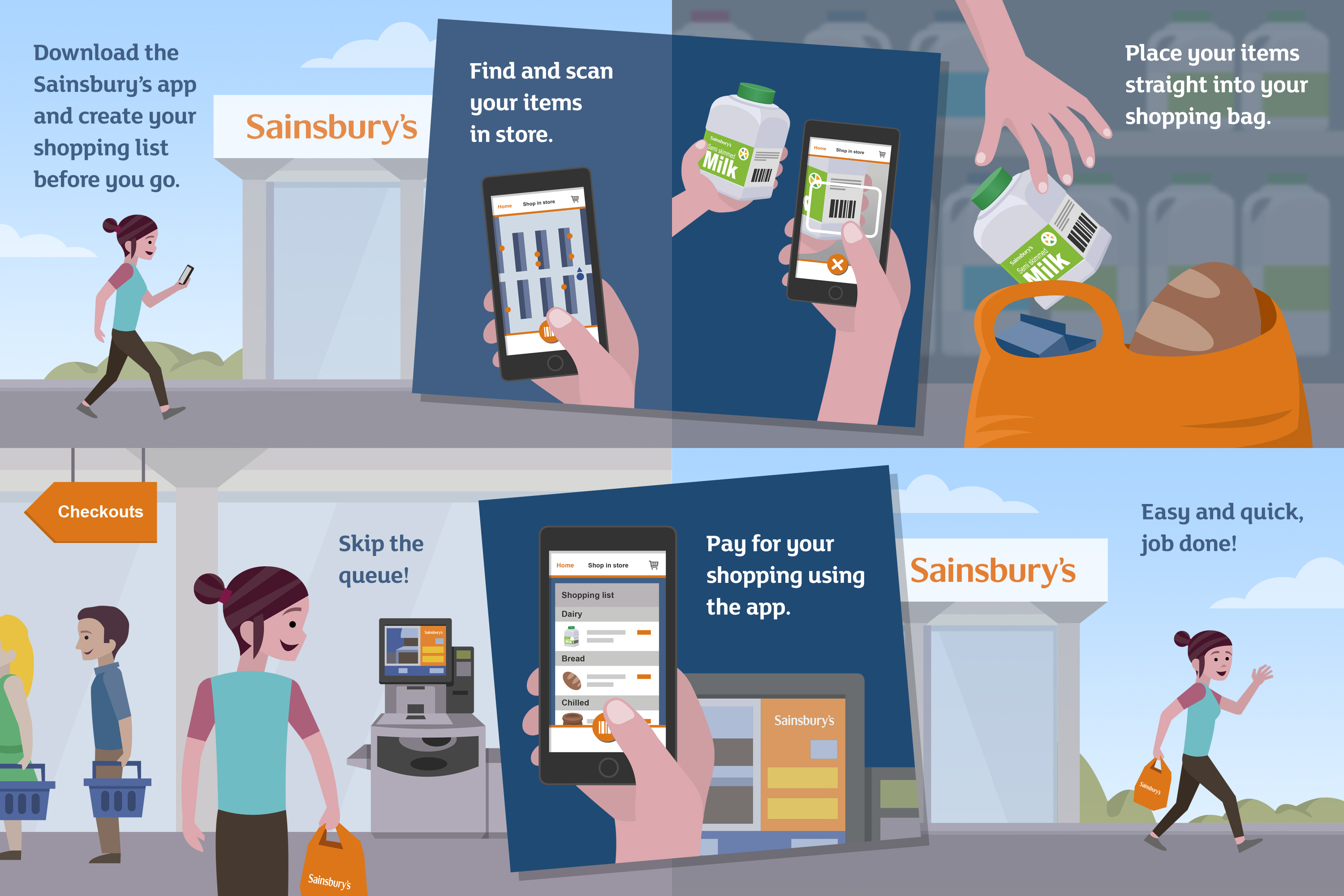 customer services at sainsburys Sainsbury's bank is a bank in the uk jointly owned by j sainsbury plc and the lloyds banking group sainsbury's bank was founded in 1997 when they became the first major british supermarket to open a bank.