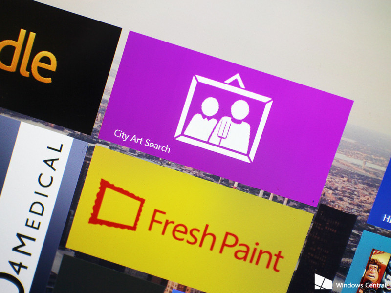City Art Search nabs an update on Windows 8.1 and Windows ...