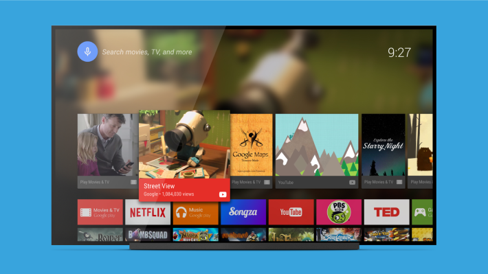 Android Tv Launcher Comes To The Play Store Aivanet