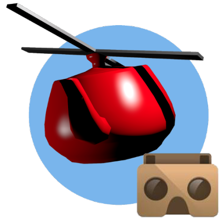 [New Google Cardboard Game] Attack of the Teapotcopters VR ...
