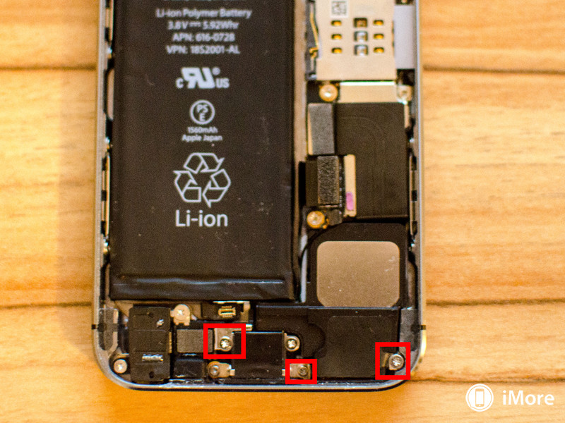 How to fix a broken headphone jack in an iPhone 5s - AIVAnet