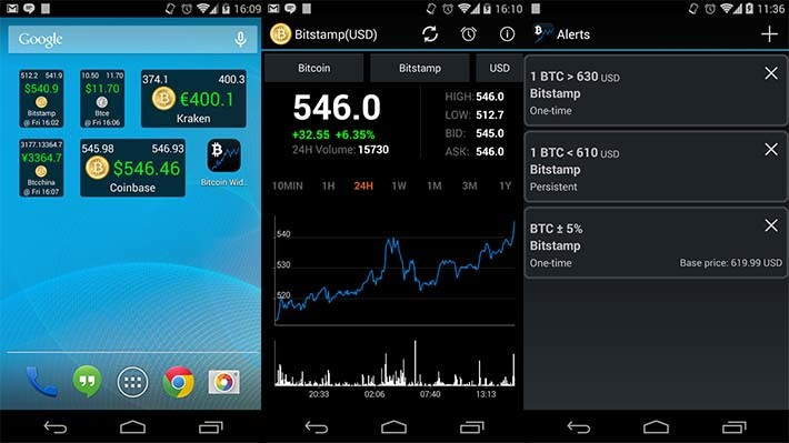 10 best cryptocurrency apps for Android - AIVAnet
