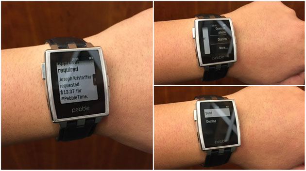 any latest update to pebble firmware
