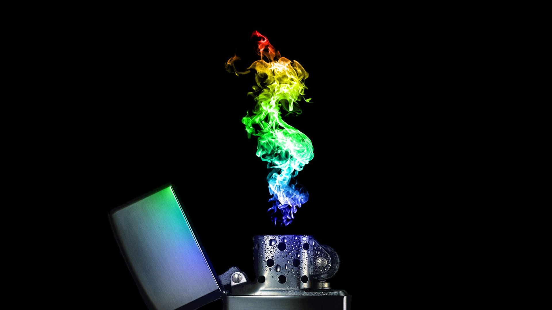 coloredFlame
