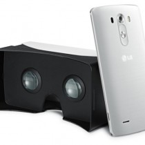 LG Electronics MobileComm USA VR Headset