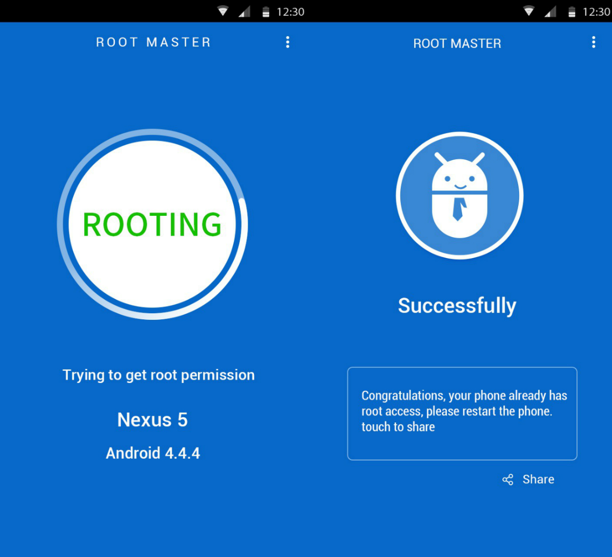 easily root your device with root master review aivanet