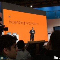 microsoft-mwc-elop-stage