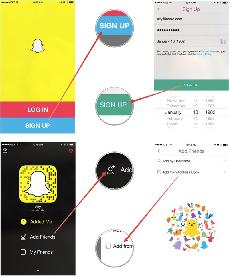 How to change your Snapchat username - AIVAnet