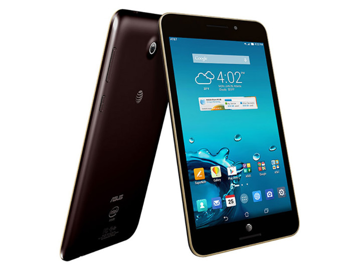 Asus MeMO Pad 7 LTE to launch on AT&T exclusively April 10th