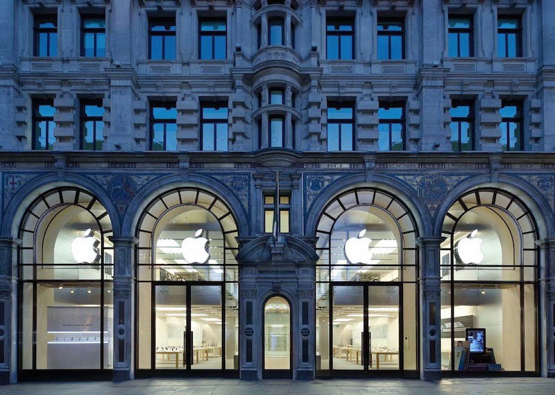Apple to Remodel Flagship Regent Street Store in United