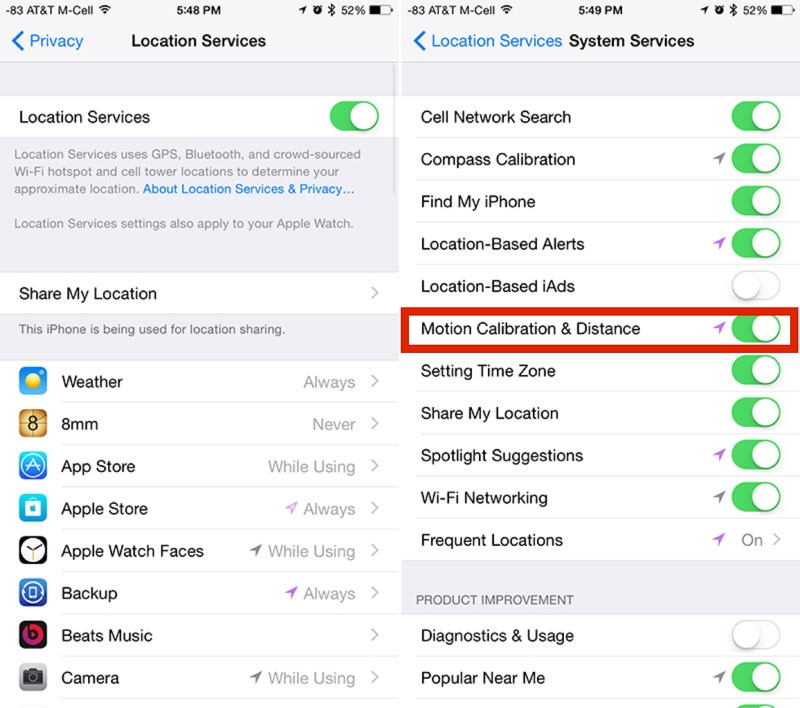 is find my iphone accurate how to calibrate apple for a more accurate offline 1441