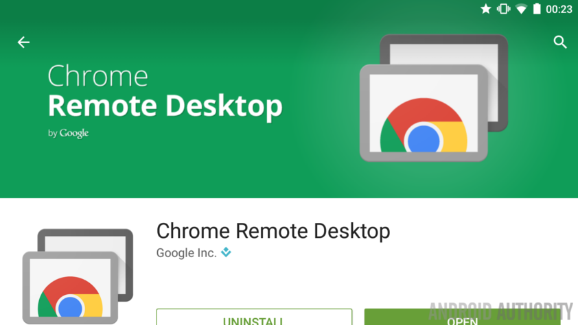 Using Chrome Remote Desktop and TeamViewer from your Android phone or tablet – Android ...