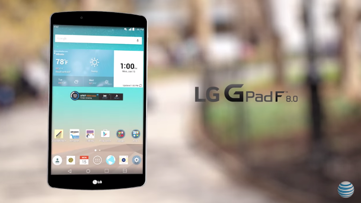 T-Mobile giving away LG G Pad F 8 0 for Father's Day - AIVAnet