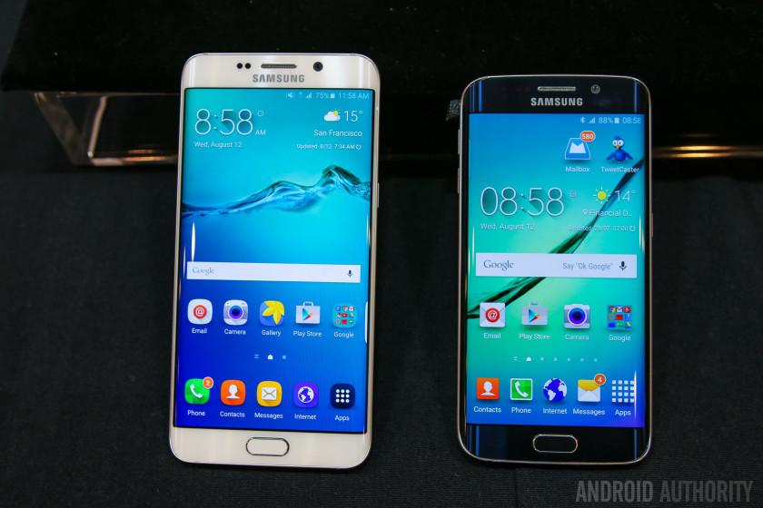 Samsung Galaxy S6 Edge Plus vs Samsung Galaxy S6 Edge Quick look-1
