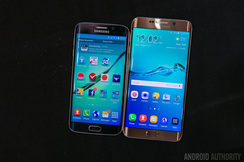 Samsung Galaxy S6 Edge Plus vs Samsung Galaxy S6 Edge Quick look-14