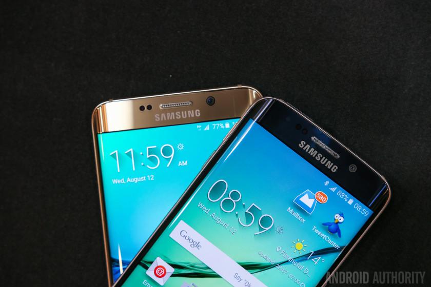 Samsung Galaxy S6 Edge Plus vs Samsung Galaxy S6 Edge Quick look-6