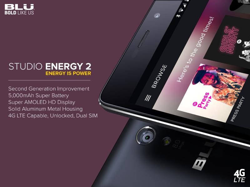 Blu studio energy user manual