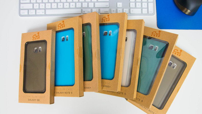 best service cbbc8 ce737 Ultra thin protection: Hands-on with the 0.35mm thin CaliCase - AIVAnet