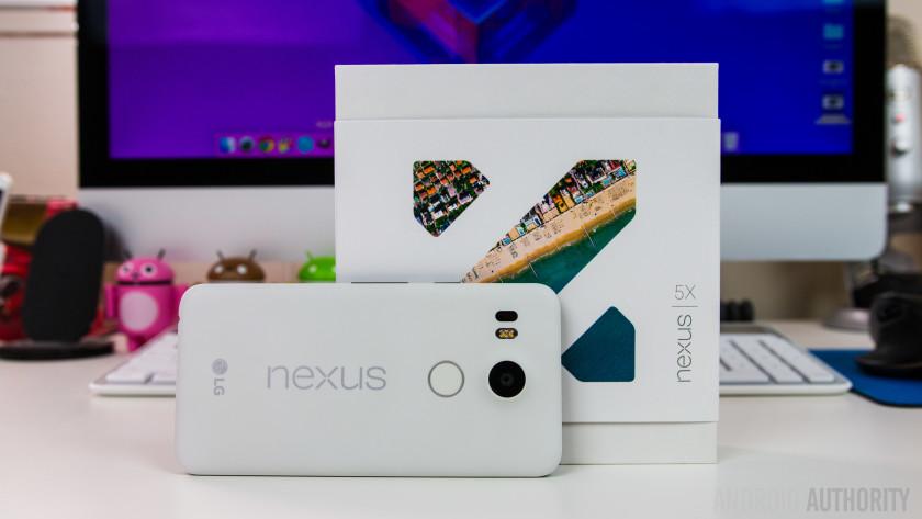 LG Nexus 5X Unboxing-5