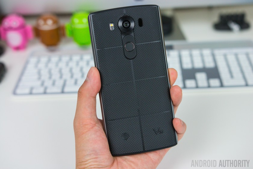 LG V10 hands-on and first impressions