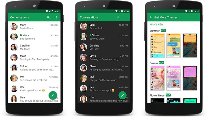 10 best texting apps for Android