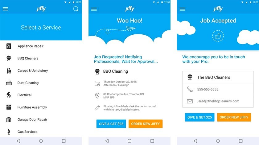 Jiffy Android Apps Weekly