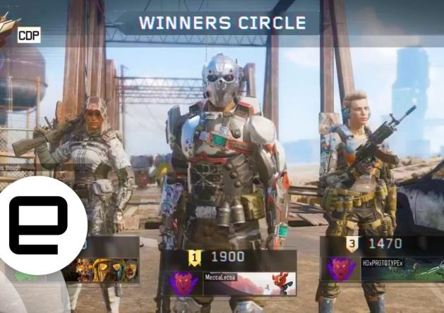 Playdate Answering the 'Call of Duty' in 'Black Ops III'
