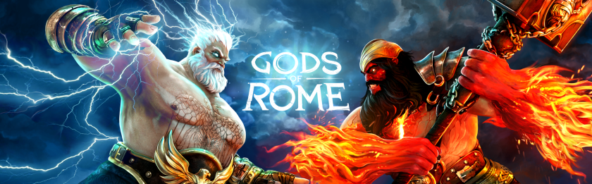 Gods of Rome – a fighting game with a mythical touch ...
