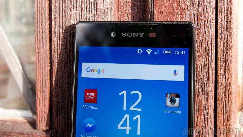 Sony Xperia Z5 User Manual - Manual Device