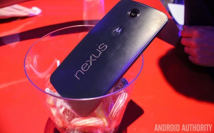 Google Motorola Nexus 6 Hands on Android 5.0 Lollipop -23
