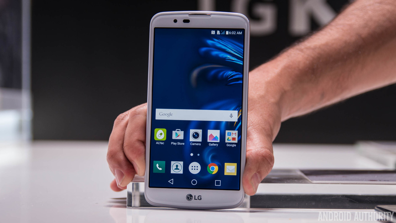 Hands on with the fashion focused LG K10 and K7 - AIVAnet