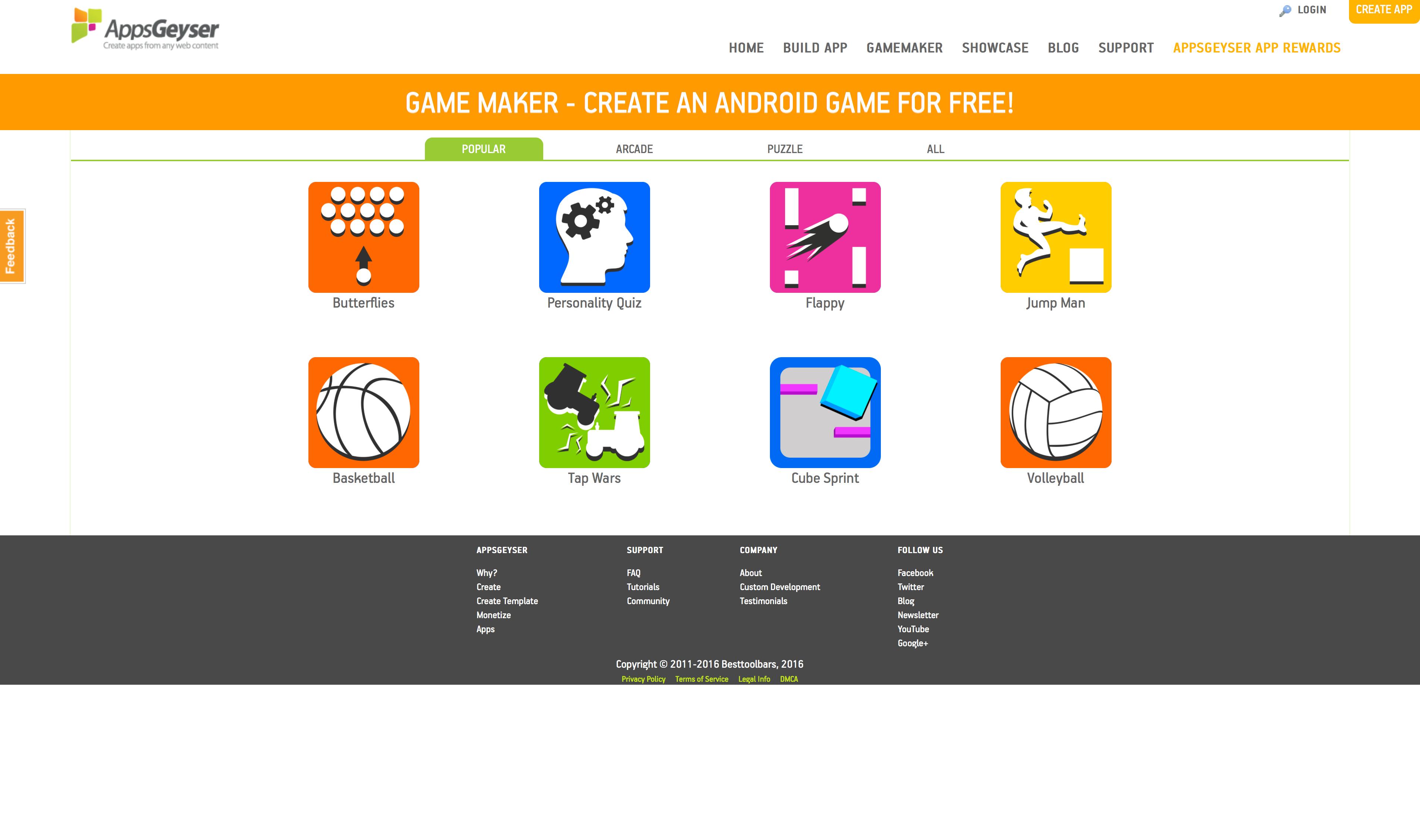 Top Android app creators - AIVAnet