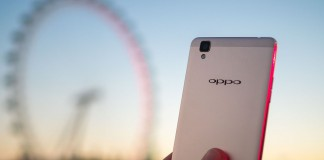 Oppo F1 mini-review