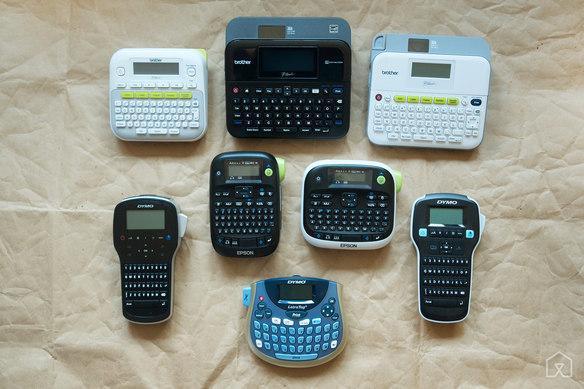 The best label maker - AIVAnet