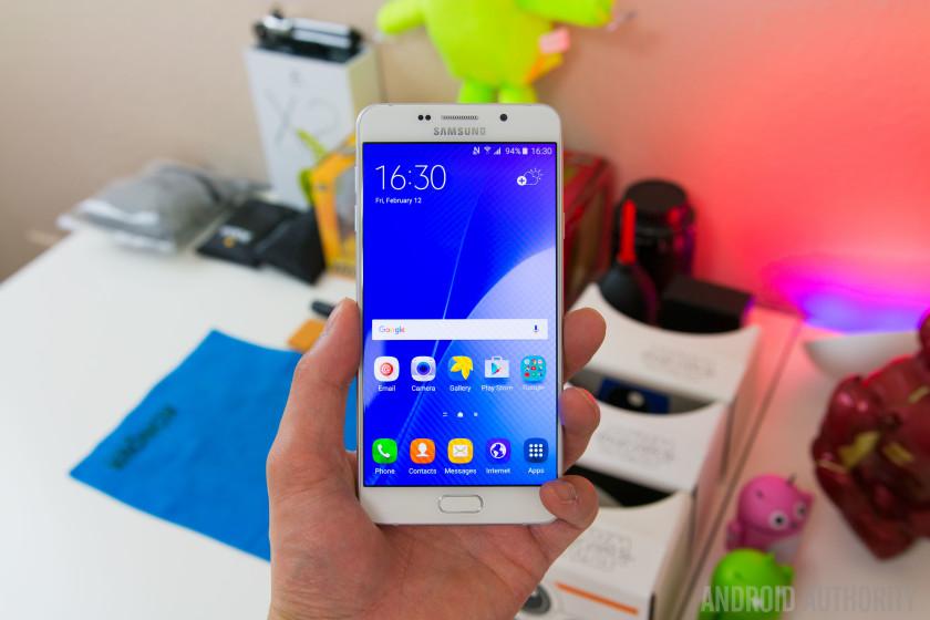 Samsung Galaxy A7-22