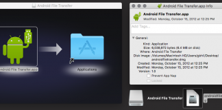 Hey, Google — how about some love for the Mac Android File Transfer app?