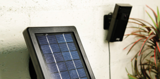 Ring unveils its own solar panel for powering its Stick Up Cam security camera