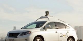 One of Google's self-driving cars hit a California municipal bus Feb