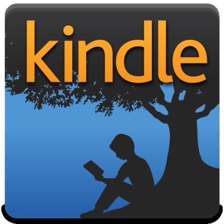 Amazon-Kindle-Icon
