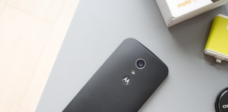 Moto G 2014 Marshmallow update is now rolling out