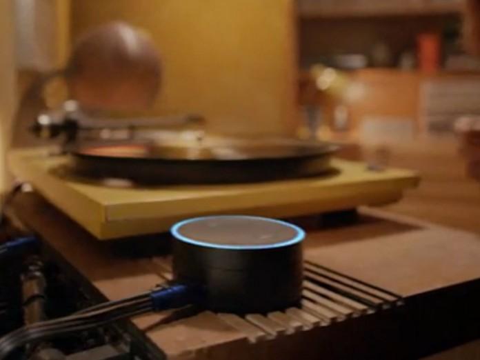 Amazon Echo Dot makes Alexa compact, Amazon Tap goes portable