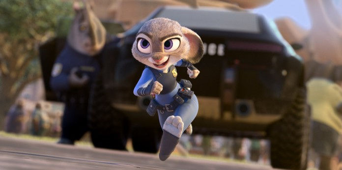 Fur technology makes Zootopia's bunnies believable