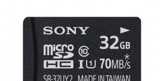 Grab a 32GB Sony microSD card for just $7