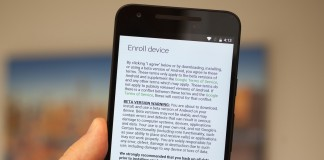 How to enroll in the Android Beta Program