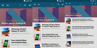 Android N Developer Preview brings great accessibility improvements