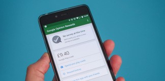If you're not using Google Opinion Rewards, you're Androiding wrong
