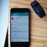 Fitbit Charge HR review AA 20